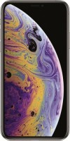 Apple iPhone XS Max 64GB с 2 сим-картами Silver (серебристый) - apple-luxury.ru