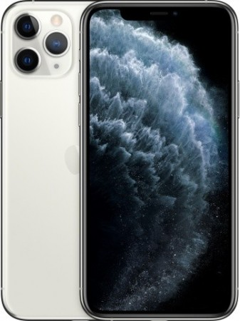 Apple iPhone 11 Pro Max 256GB серебристый - apple-luxury.ru