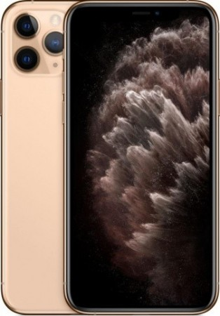 Apple iPhone 11 Pro 256GB золотой - apple-luxury.ru