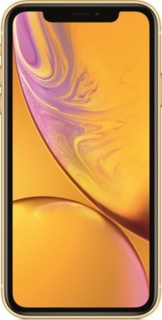Apple iPhone XR 128GB Dual с 2 сим-картами (желтый) - apple-luxury.ru